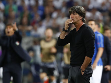 File picture of Joachim Loew. Reuters
