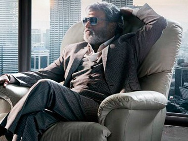 Rajinikanth in 'Kabali'. The film's tickets have been sold out in Chennai for nearly all of its first week