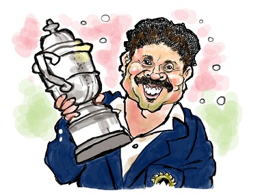 Kapil's Devils lifted the World Cup for the first time in 1983