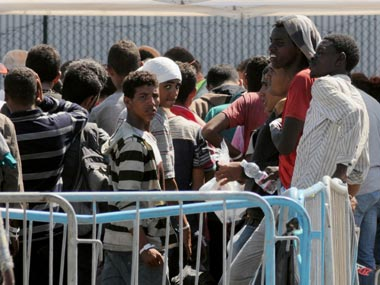 Illegal migration from Libya booms in the summer months. Representational image. AFP