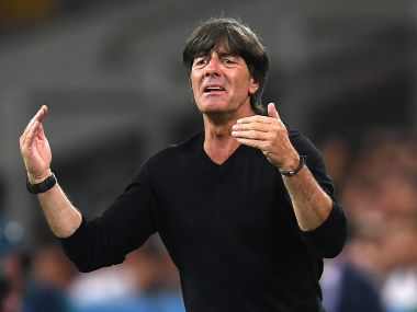 Germany coach Joachim Loew unsure on whether he will continue as the Die Mannschaft manager. AFP