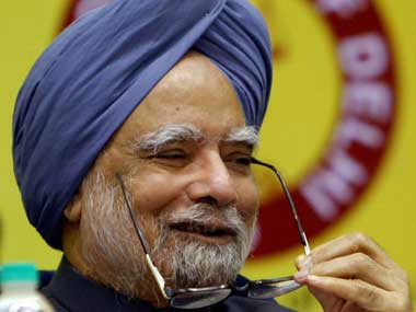 Former Prime Minister Manmohan Singh. PTI