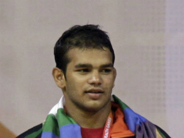 File photo of Narsingh Yadav. Reuters