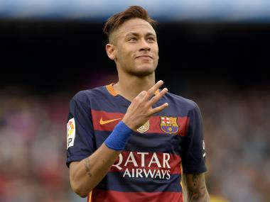 If Neymar moves to PSG, he will become the most expensive player in the world. AFP