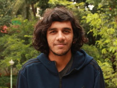 Sailesh Gopalan, creator of BrownPaper bag comics