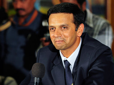 File photo of Rahul Dravid. Reuters