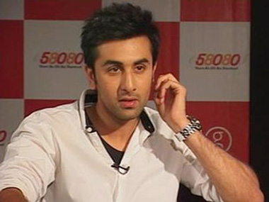 Ranbir Kapoor gave up a chance to work on Anurag Basu's Kishore Kumar biopic so that he could take up Rajkumar Hirani's film on Sanjay Dutt. Image from IBNlive 380