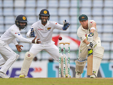 Sri Lanka look to seal a historic series win over Australia in the second Test in Galle. AP