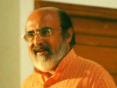 File photo of Thomas Isaac. Image courtesy: news18.com