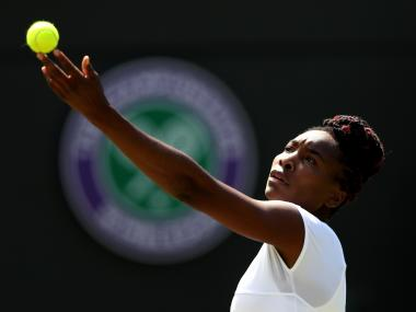 Venus Williams. Getty