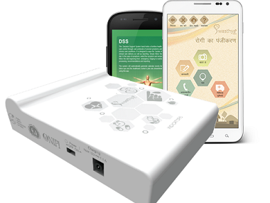 The Swastha slate is a revolutionary new healthcare tool.