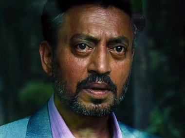 Irrfan Khan. Image from News18