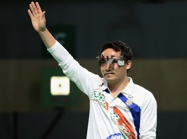File image of Jitu Rai. Getty