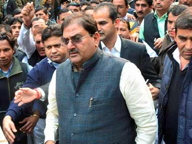 Abhay Chautala is facing trial indisproportionate assets case. PTI