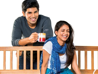Allu Sirish with Lavanya in Srirastu Subhamastu