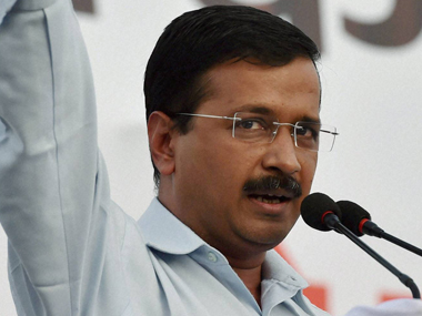 File photo of Arvind Kejriwal. PTI