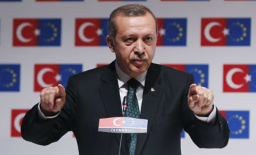 Turkish President Recep Tayyip Erdoğan. Reuters