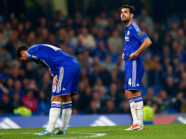 Eden Hazard and Cesc Fabregas' loss of form hurt Chelsea last season. The club will be managed by Conte this season. Getty