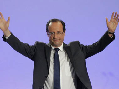 File image of Francois Hollande. AFP