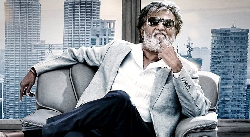 Rajinikanth in 'Kabali', directed by Pa Ranjith, and produced by KS Thanu's V Creations