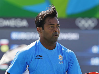Leander Paes added that he was optimistic about making an eighth Olympic appearance in 2020. AP