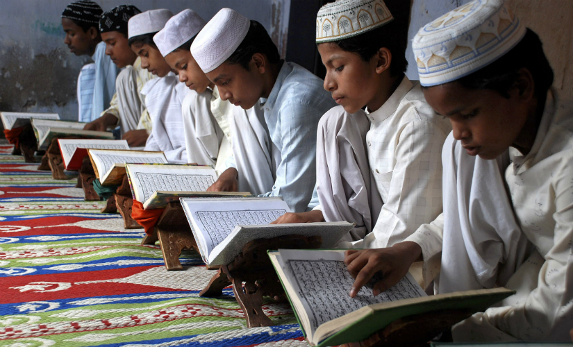 Representational image of a madrassa in New Delhi. Reuters