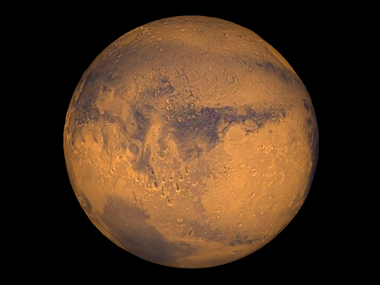 Mars had, according to scientists. Reuters