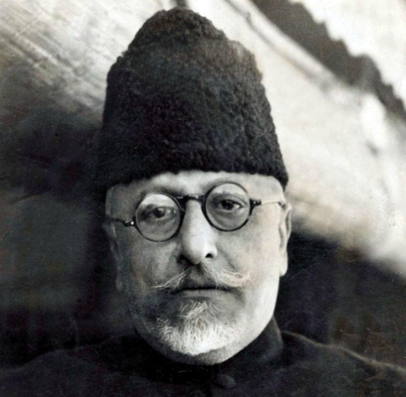 Maulana Abul Kalam Azad. Image Courtesy: WikiCommons