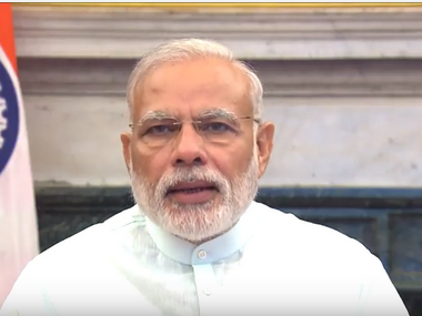 Narendra Modi. Screengrab from YouTube