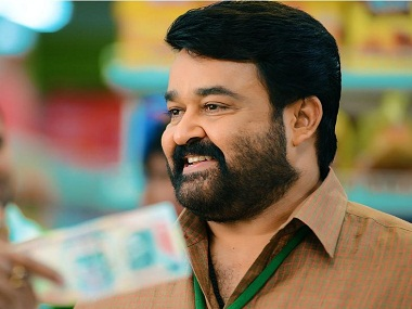 File photo of Mohanlal.