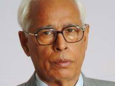 Jammu and Kashmir Governor NN Vohra. Wikimedia Commons