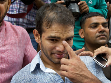 File photo of Narsingh Yadav. AP