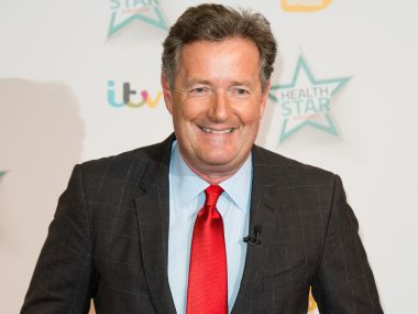 File photo of Piers Morgan. Getty Images