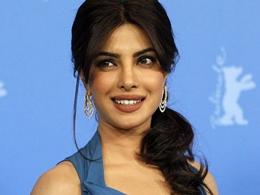 File photo of Priyanka Chopra