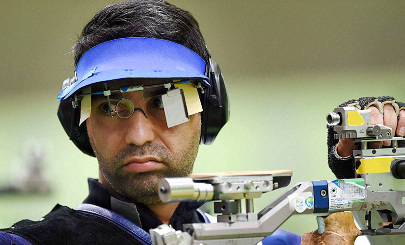 Abhinav Bindra narrowly missed out on a medal, finishing 4th in Rio.