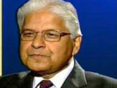 Former Coal Secretary HC Gupta. News 18