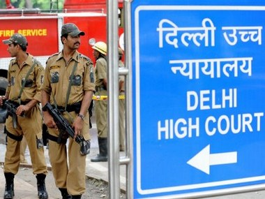 Representational image of Delhi high court. AFP