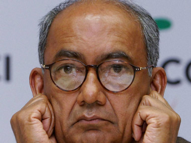 Congress leader Digvijaya Singh recently made comments on the Islamic State. AFP