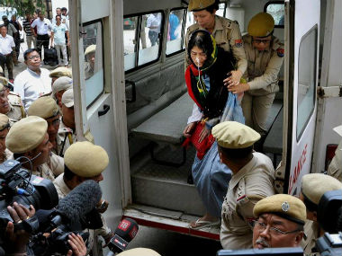 File image of Irom Sharmila. CNN-News18