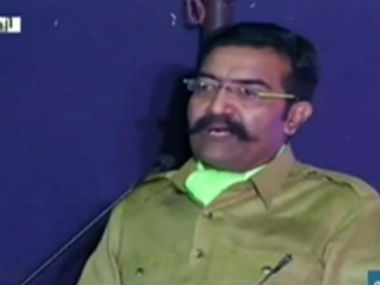 File image of Rishiraj Singh. CNN-News18