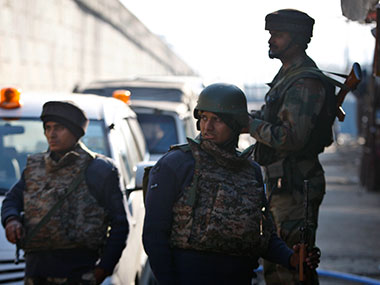 Representational image of NSG commandos in Pathankot. AP