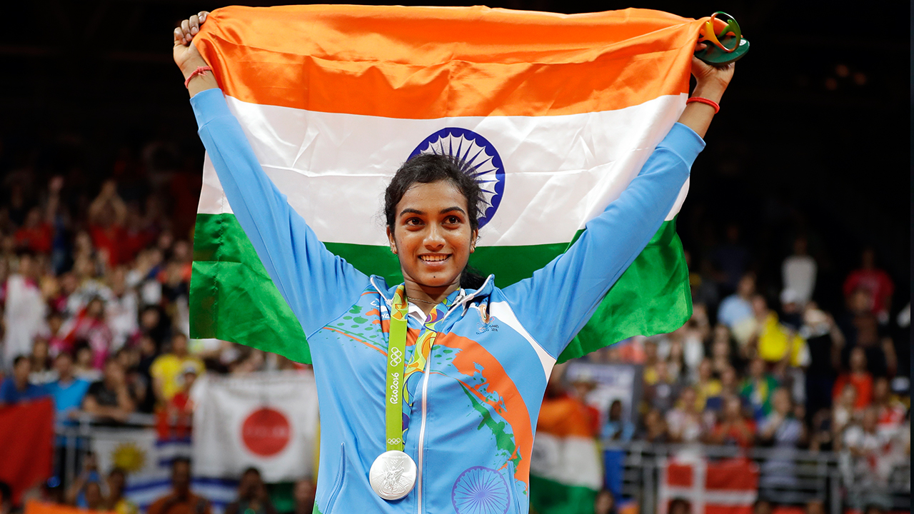 PV Sindhu at 21 became the youngest to win an Olympic medal, a silver which was never achieved in badminton for India. AP