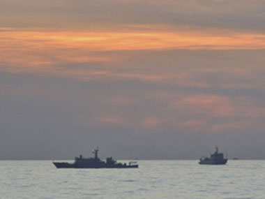 South China Sea. Reuters