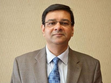 New RBI chief Urjit Patel.