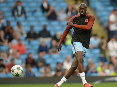 Yaya Toure has fallen off favour since Pep Guardiola took charge of Manchester City. AFP