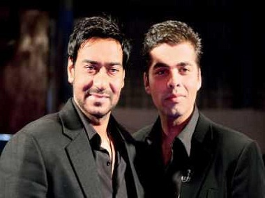 Ajay Devgn Opens Up On Shivaay Clash with KJo ADHM