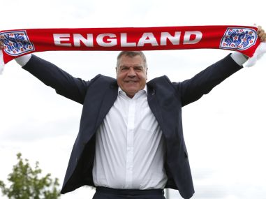 File photo of Sam Allardyce. Reuters