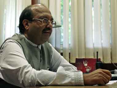File image of Amar Singh. Reuters