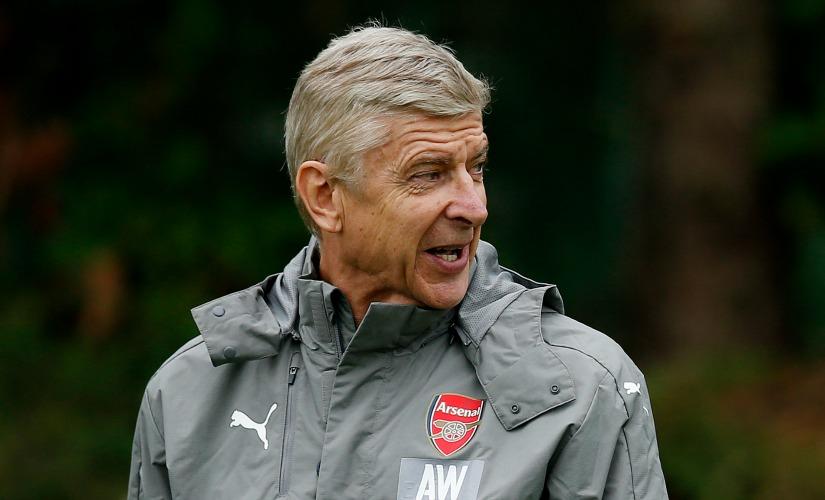Arsene Wenger. Image Courtesy: Reuters.