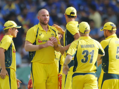 Australia face Ireland in a one-off ODI, before the series against South Africa. AP